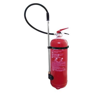 Mobiak MBK08-060FCS-P1A 6 liter F class fire extinguisher