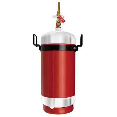 Mobiak MBK10-200FCS-L1SS 11-20 litre F class fire extinguisher