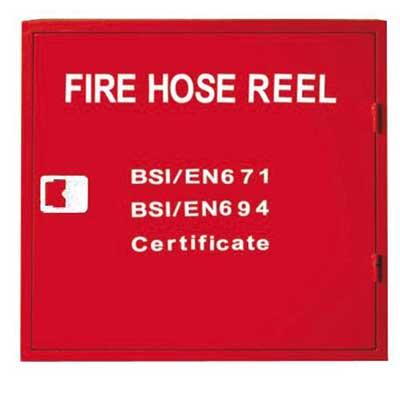 Mobiak MBK10-SJC-02D complete fire hose cabinet