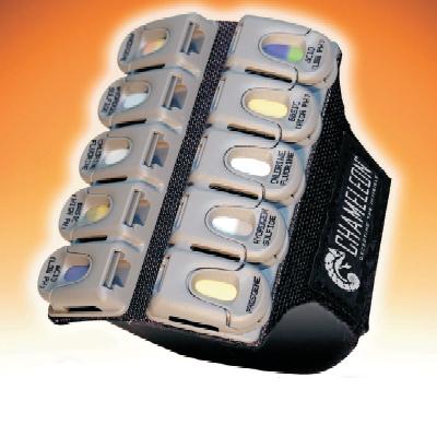 Morphix Technologies Chameleon gas detector cassette