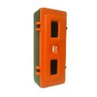 Moyne Roberts Single Extinguisher Box ultra tough plastic