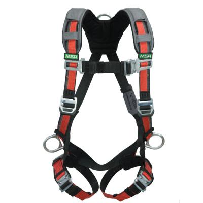 MSA EVOTECH full body harness