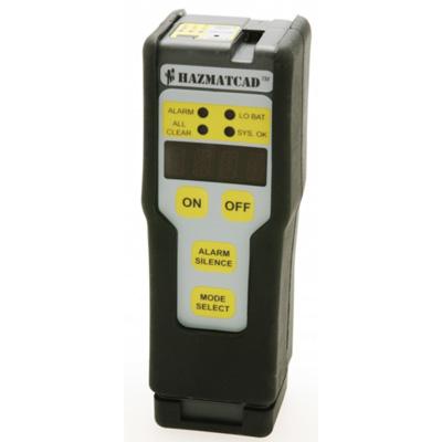 MSA HAZMATCAD chemical agent detector