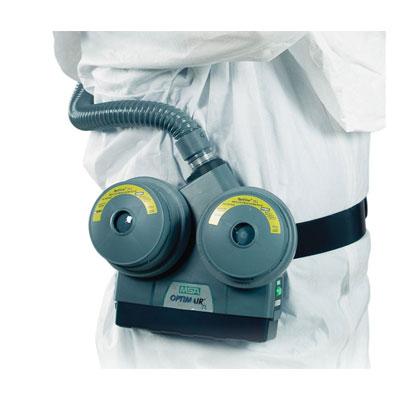 MSA OptimAir TL PAPR air-purifying respirator