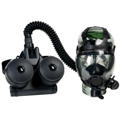 MSA Responder air-purifying respirator