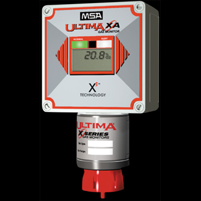 MSA Ultima XA gas detection monitor