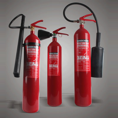 New Ban Fire CE0036 CO2 fire extinguisher
