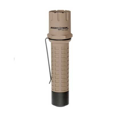 Nightstick TAC-300T tactical LED flashlight for fire & rescue