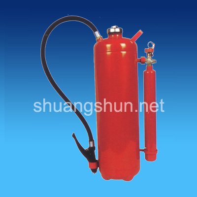 Ningbo Shuangshun SS 07-012-1A fire extinguisher with gas cartridge