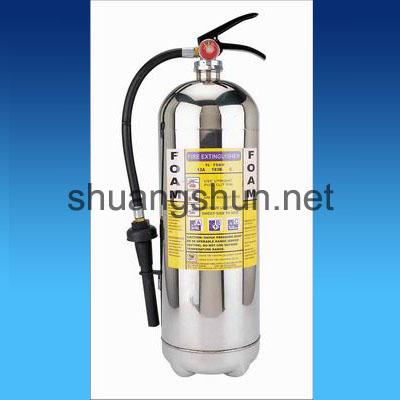 Ningbo Shuangshun SS02-D090-3A powder fire extinguisher