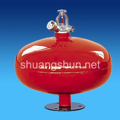 Ningbo Shuangshun SS03-D030-2C powder fire extinguisher
