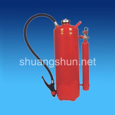 Ningbo Shuangshun SS07-D010-1A fire extinguisher with gas cartridge