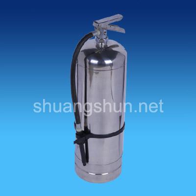Ningbo Shuangshun SS07-D060-1A fire extinguisher with gas cartridge
