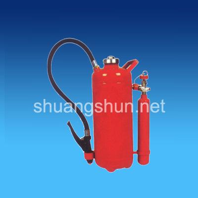 Ningbo Shuangshun SS07-D080-1A fire extinguisher with gas cartridge