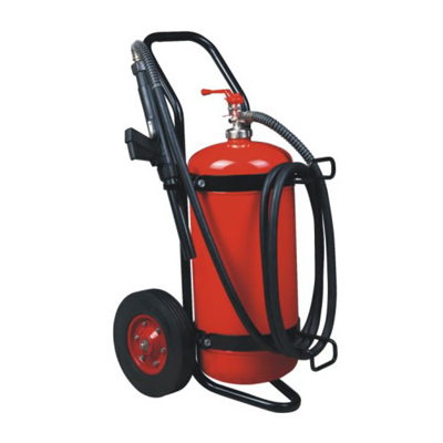 Ningbo Yunfeng Fire Safety Equipment Co.,Ltd. YF-TP01 trolley fire extinguisher