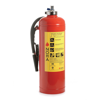NOHA P 12 carbon steel/stainless steel extinguisher