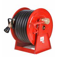 NOHA S81 offshore hose reel for floor/wall mounting