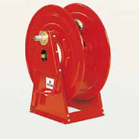 NOHA S84 offshore hose reel for floor/wall mounting