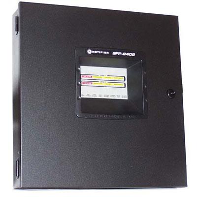 Notifier SFP-2402 fire alarm control panel