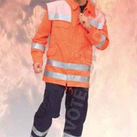 NOVOTEX-ISOMAT 15-520 firefighter bib trousers