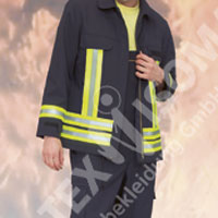 NOVOTEX-ISOMAT 19-118 fire-fighter jacket