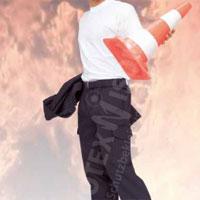 NOVOTEX-ISOMAT 19-140 firefighter trousers