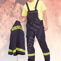 NOVOTEX-ISOMAT 19-520 firefighter trousers