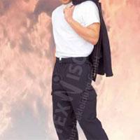 NOVOTEX-ISOMAT 19-540 firefighter trousers