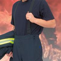 NOVOTEX-ISOMAT 19-920 fire-fighter over-trousers