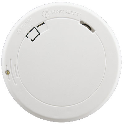 First Alert P1210E photoelectric smoke detector