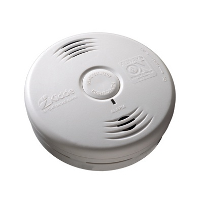 Kidde Fire Systems P3010B Worry-Free Bedroom Sealed Lithium Battery Power Smoke Alarm