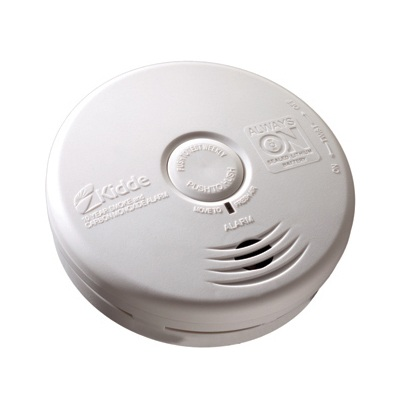 Kidde Fire Systems P3010K-CO Worry-Free Kitchen Sealed Lithium Battery Power Smoke/CO Alarm