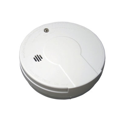 Kidde Fire Systems P9050 Battery Operated Photoelectric Smoke Alarm