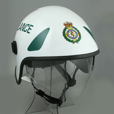 Pacific Helmets A7A rescue and paramedic helmet