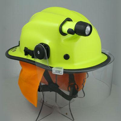 Pacific Helmets BR9T wildland bushfire helmet