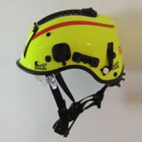 Pacific Helmets DOMINATOR rescue and paramedic helmet