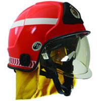 Pacific Helmets F10 MkIII structural fire helmet