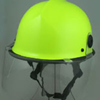 Pacific Helmets R3V4 structural fire helmet