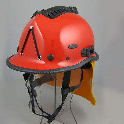 Pacific Helmets R5SV rescue and paramedic helmet
