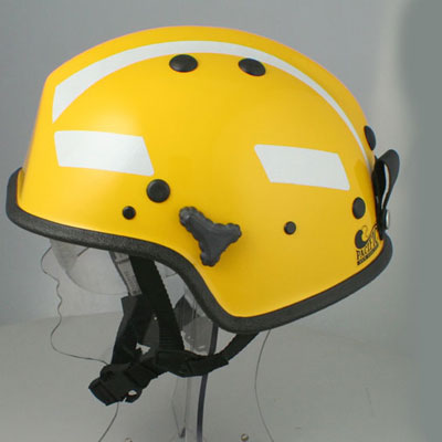 Pacific Helmets WR7H rescue and paramedic helmet