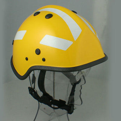 Pacific Helmets WR7HV rescue and paramedic helmet