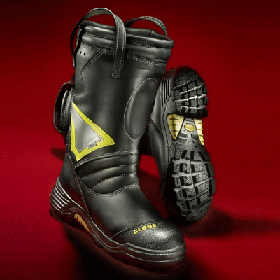 Paul Conway Shields 1001400W pull-on fire boot