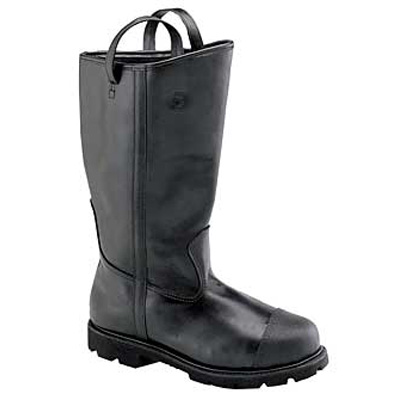 Paul Conway Shields 504-6371 structural leather boot