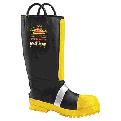 Paul Conway Shields 507-6004 Haz-Mat fire boot