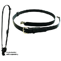 Paul Conway Shields 6543-BR firefighter radio strap
