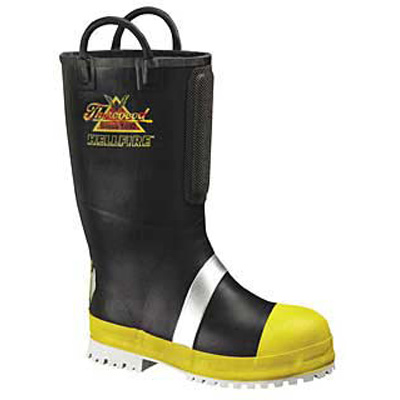 Paul Conway Shields 807-6003 rubber insulated felt fire boot