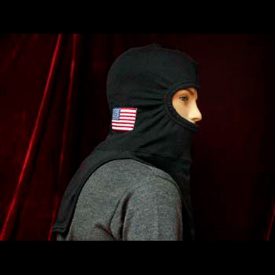 Paul Conway Shields PACII-AM-FLAG hood with embroidered American flag
