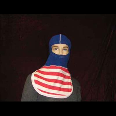 Paul Conway Shields PACII-CAP blue head hood
