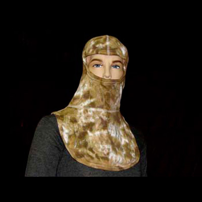 Paul Conway Shields PACII-DES-CAMO desert camouflage hood