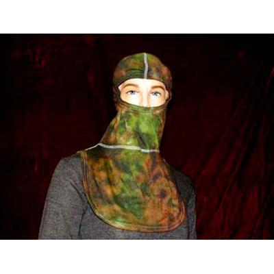 Paul Conway Shields PACII-REG-CAMO Green Camouflage hood